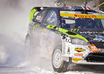 ski resort, Ford, Pirelli, Ford, Игора, Russia, DC, Monster, Ken Block